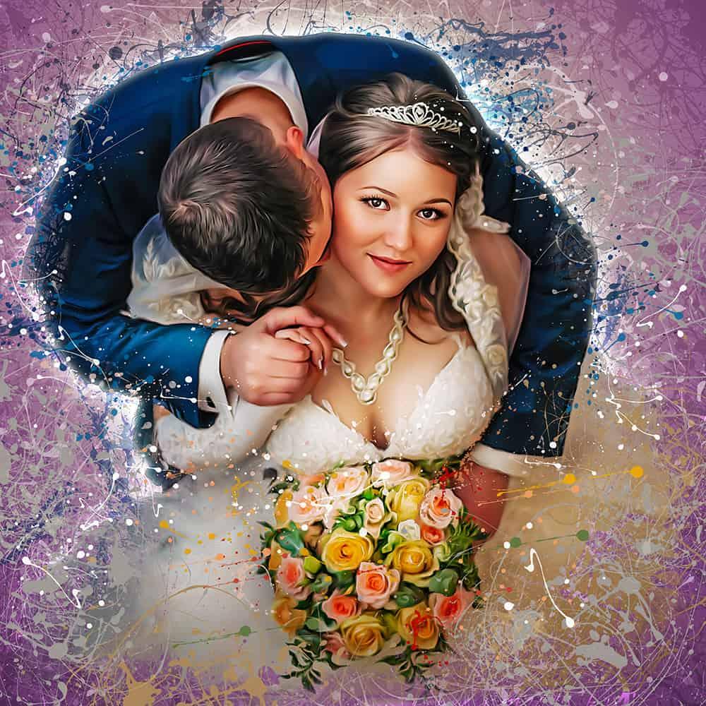 феей означает картина на холсте с фотографии свадьба раменское крыше передней пассажирской